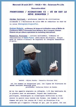 Gmail - A propos ....J-4 FRONTIERES / MIGRATIONS #2 - OÙ EN EST