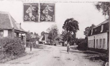 Neuve-Chapelle et son calvaire avant la Guerre