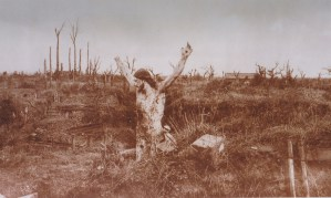 Le Christ dans le champ de bataille