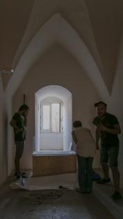 installing Luca Coclite work_#2