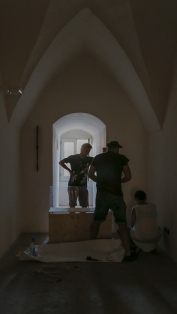installing Luca Coclite work_#1
