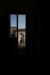 a window in the castello Risolo (Specchia)_#2