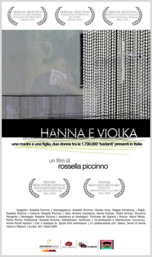 Hanna e Violka Locandina copia